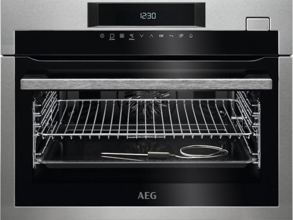 AEG KSE782220M Built-In Compact Oven