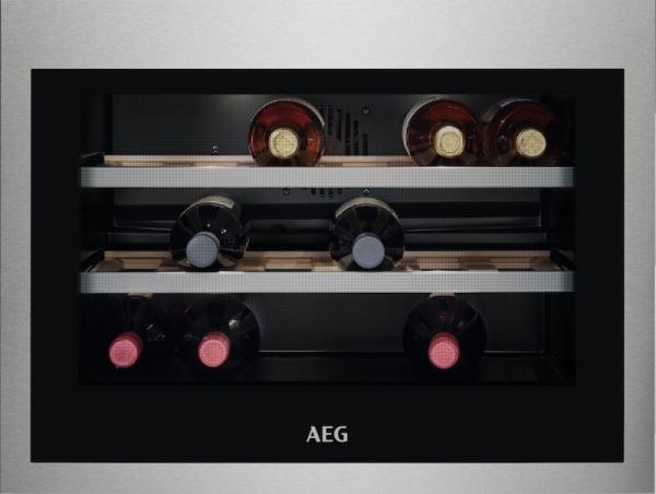 AEG KWE884520M Integrated Wine Cooler