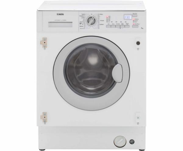 AEG L61472WDBI Integrated Washer Dryer