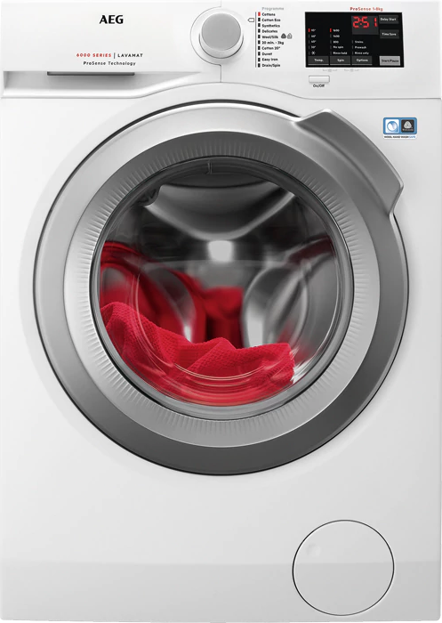 AEG L6FBI862N Washing Machine