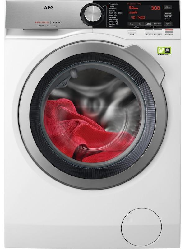 AEG L8FEC866R Washing Machine