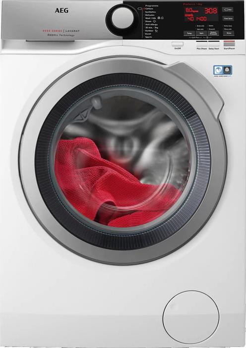 AEG L8FEE845R Washing Machine