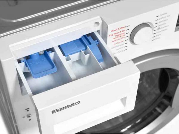Blomberg LRI285410W Integrated Washer Dryer