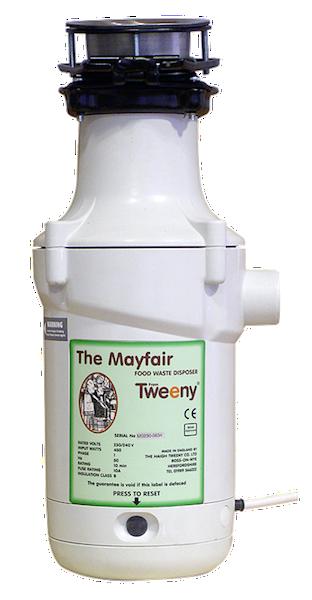 Tweeny Mayfair Waste Disposal Unit