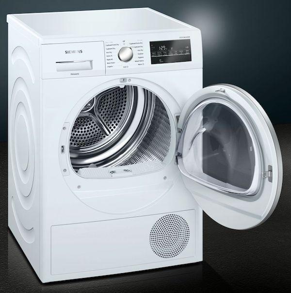 Siemens WT46G491GB Condenser Tumble Dryer