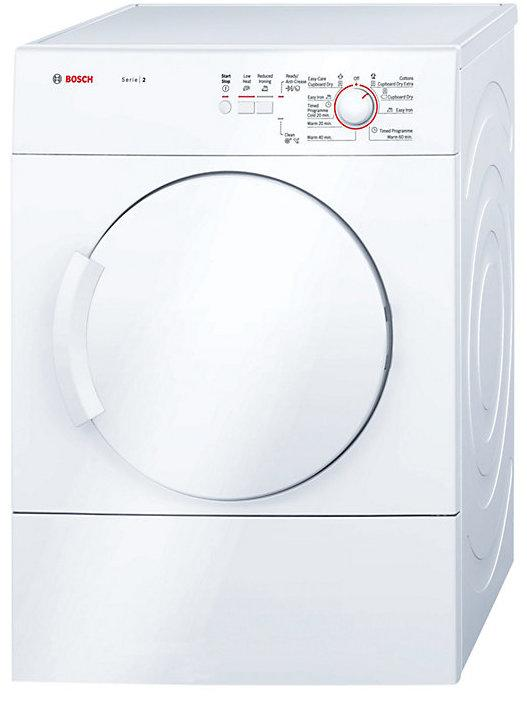 Bosch WTA74100GB Vented Tumble Dryer