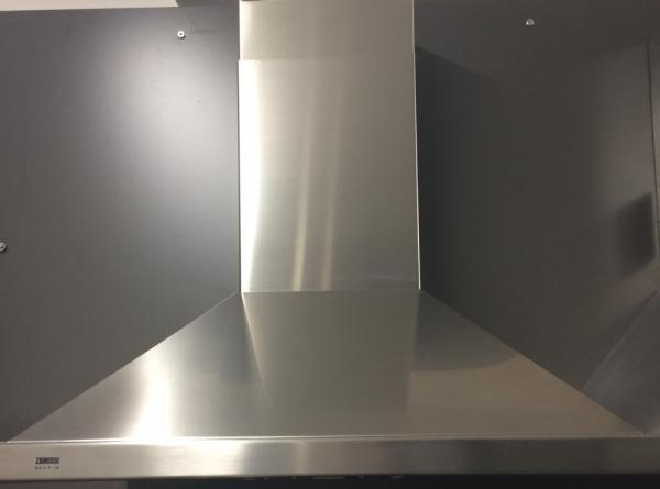 Zanussi ZHC700X 70cm Chimney Hood (EX DISPLAY)