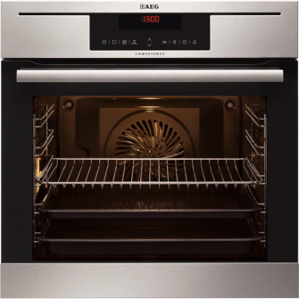 AEG BP730402KM Single Oven
