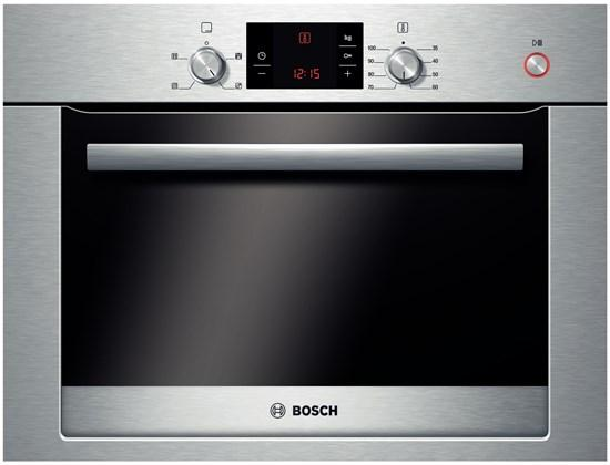 Bosch HBC24D553B Compact Steam Oven (Ex Display)