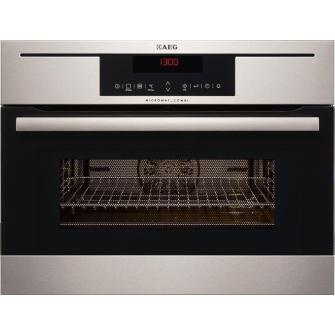 AEG KM8403021M Combi Microwave