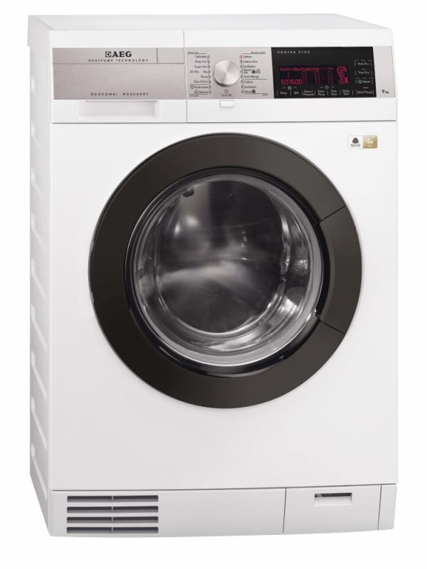 AEG L99695HWD Heat Pump Washer Dryer