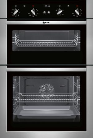 Neff U14M42N5GB Built in Double Oven