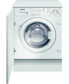 Siemens WI12S141GB Built In Washing Machine
