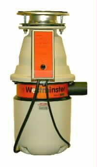 Tweeny Westminster Waste Disposal Unit
