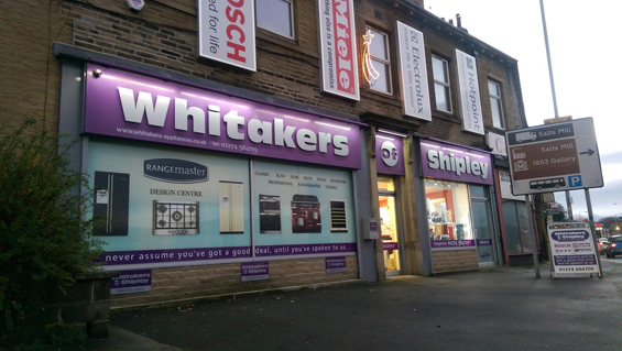 Whitakers of Shipley Store