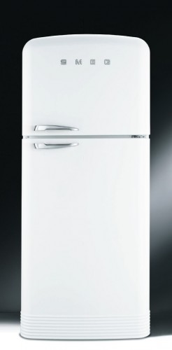 Smeg Fab50b Retro Style Fridge Freezer