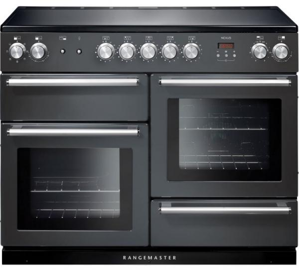 Rangemaster NEX110EISL/C 106150 Nexus 110cm Slate Induction Range Cooker