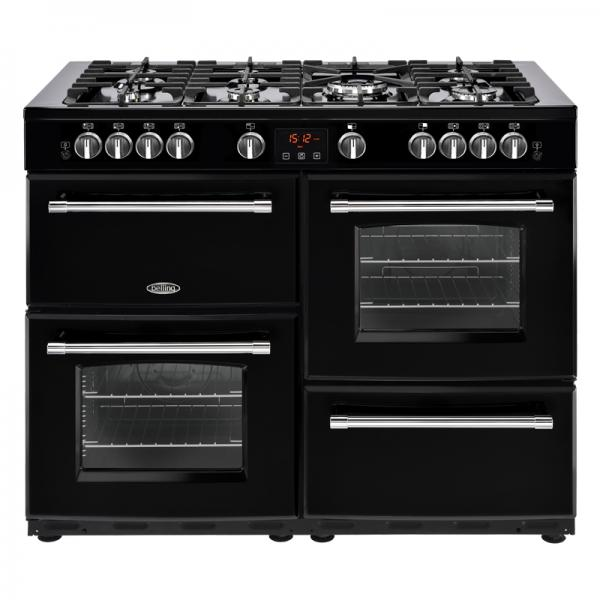 Belling 444444151 Black Farmhouse 110G Gas
