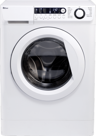 Ebac AWM86D2-WH Washing Machine (EX DISPLAY)