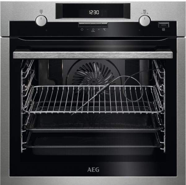 AEG BPS552020M Built-In Pyrolytic Single Oven