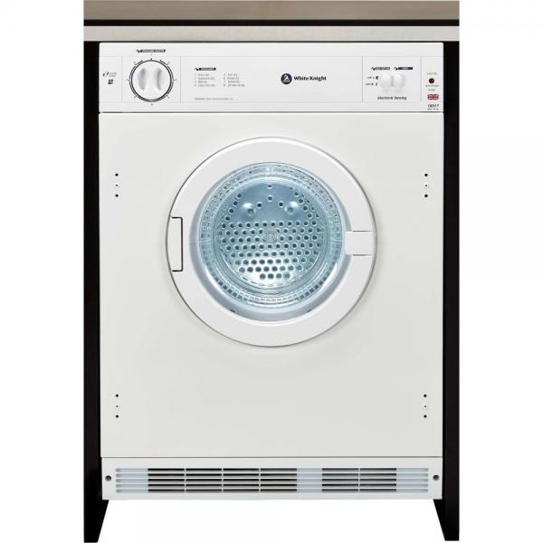 White Knight C8317WV Integrated Dryer