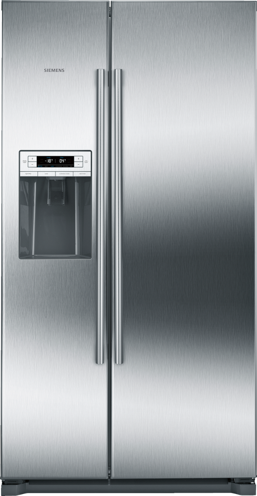 Siemens KA90IVI20G American Side by Side Fridge Freezer
