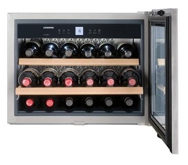 Liebherr WKEes553 Integrated Wine Cabinet