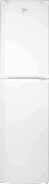 Beko CF5015APW Frost Free Fridge Freezer