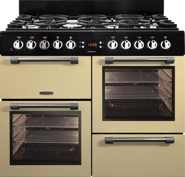 Leisure CK100G232C Cream Cookmaster 100cm Electric Range Cooker