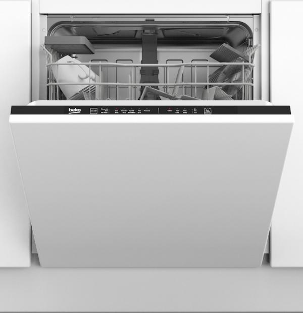 Beko DIN15C10 60cm Integrated Dishwasher