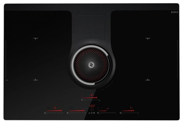 Elica NikolaTesla NT-HP-RC Induction Hob and Aspiration System