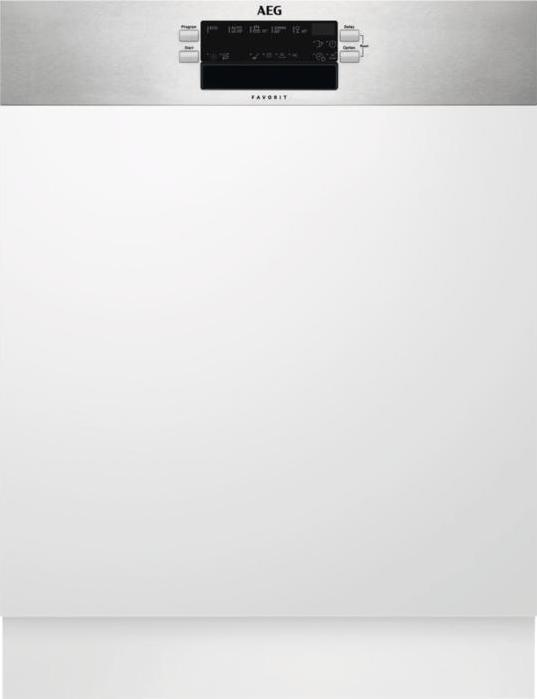 AEG FEB52600ZM Fully Integrated 60cm Dishwasher