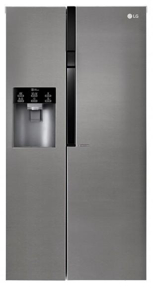 LG GSL360ICEZ American Style Side by Side Fridge Freezer