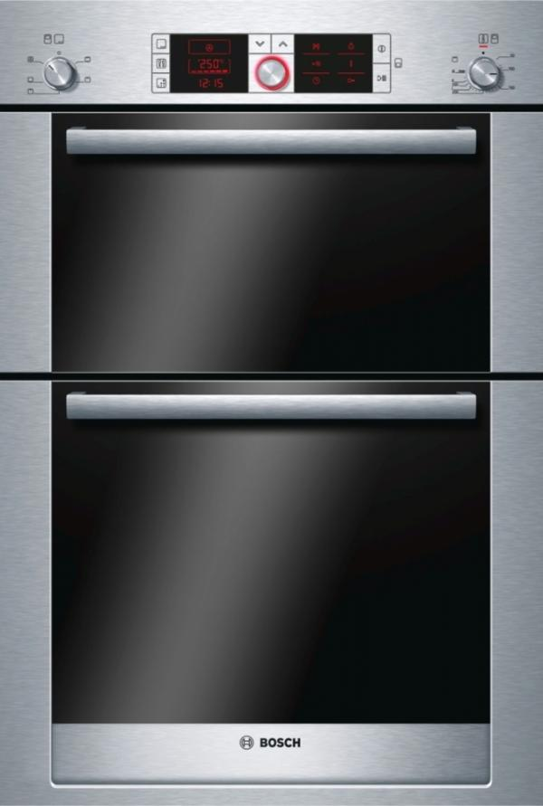 Bosch HBM56B551B Built-In Double Oven