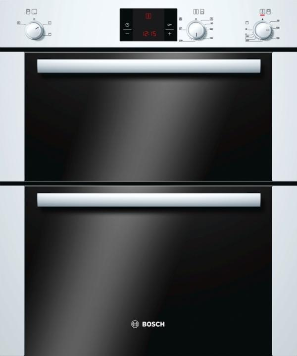 Bosch HBN13B221B Double Oven
