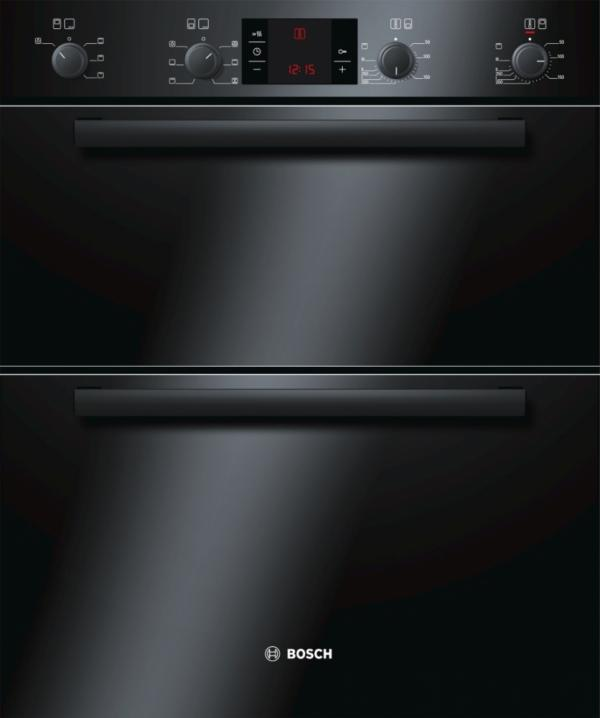 Bosch HBN43B260B Built-Under Double Oven