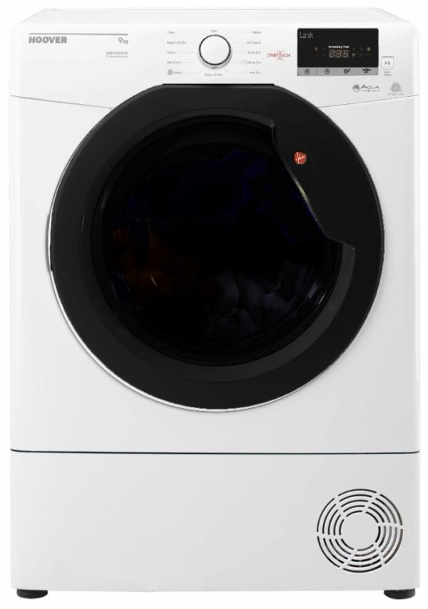 Hoover HLC9DCEB Condenser Tumble Dryer