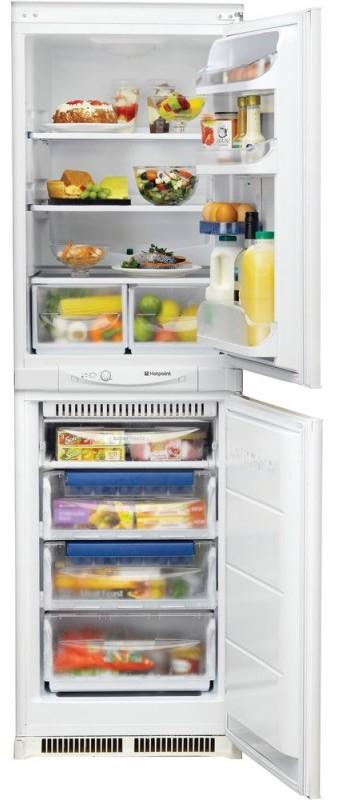 Hotpoint HM325FF2 Integrated Frost Free 50:50 Fridge Freezer
