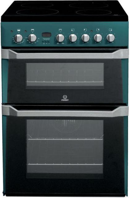 Indesit ID60C2N Ceramic Cooker