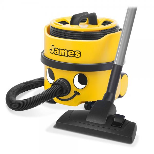 Numatic James JVP180 Tub Vacuum (EX DISPLAY - PERFECT CONDITION)