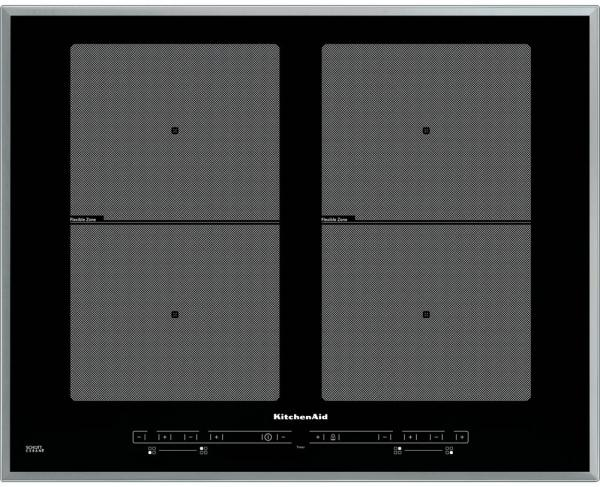 Kitchenaid KHID4 65510 Built-In 65cm Induction Hob (EX DISPLAY)