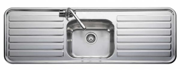 Leisure LX155 Luxe Double Drainer Sink