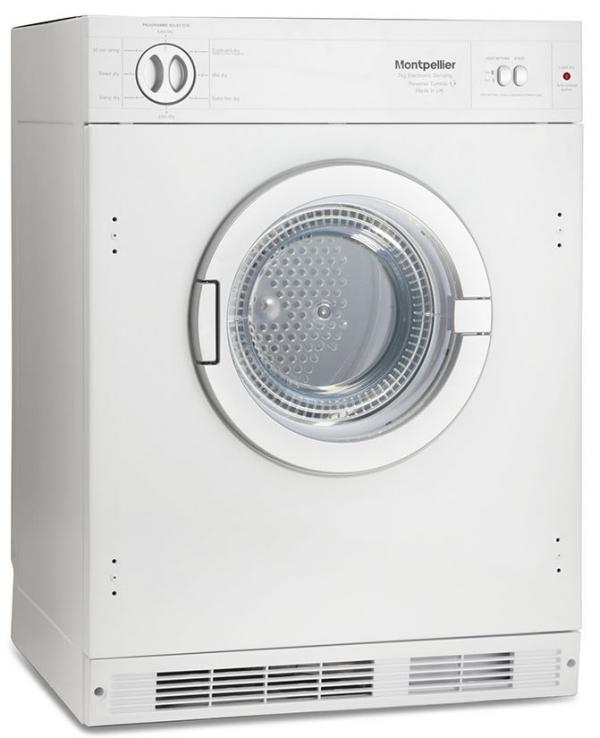 Montpellier MTDI7S Integrated Vented Tumble Dryer