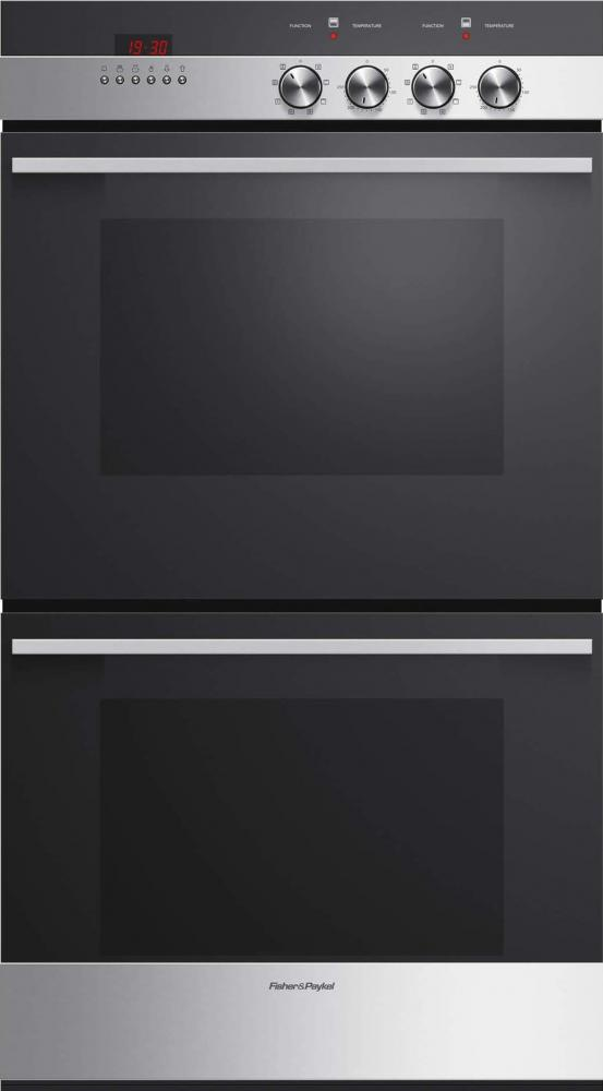Fisher & Paykel OB60DDEX4 Built-In Double Oven (EX DISPLAY)