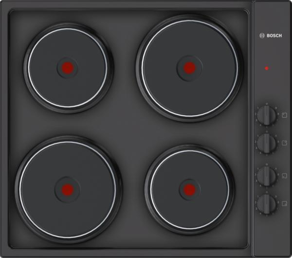 Bosch PEE686CA1 60cm Solid Plate Hob