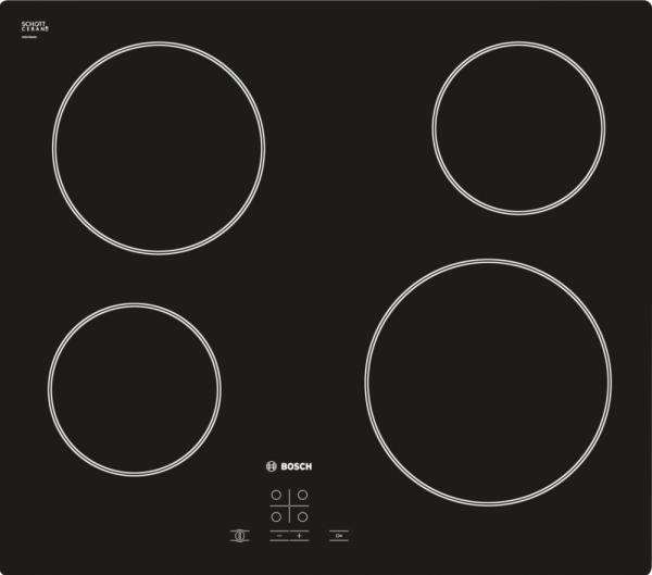 Bosch PKE611D17E Ceramic Hob (EX DISPLAY)