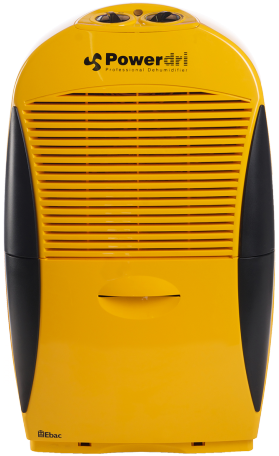 Ebac DE84YE-GB Powerdri 18L Dehumidifier