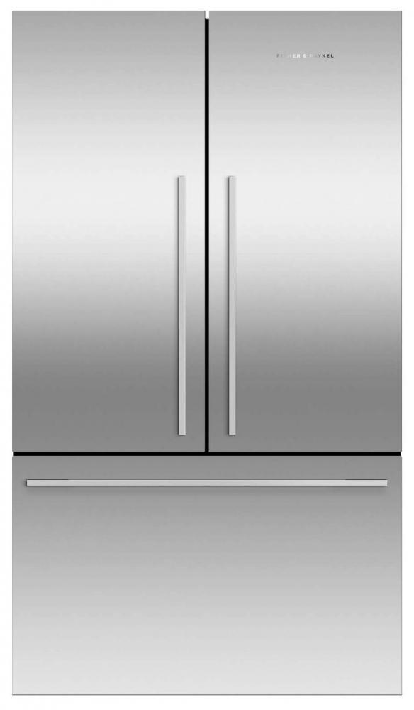 Fisher Amp Paykel Rf610adx4 French Door Side By Side Fridge