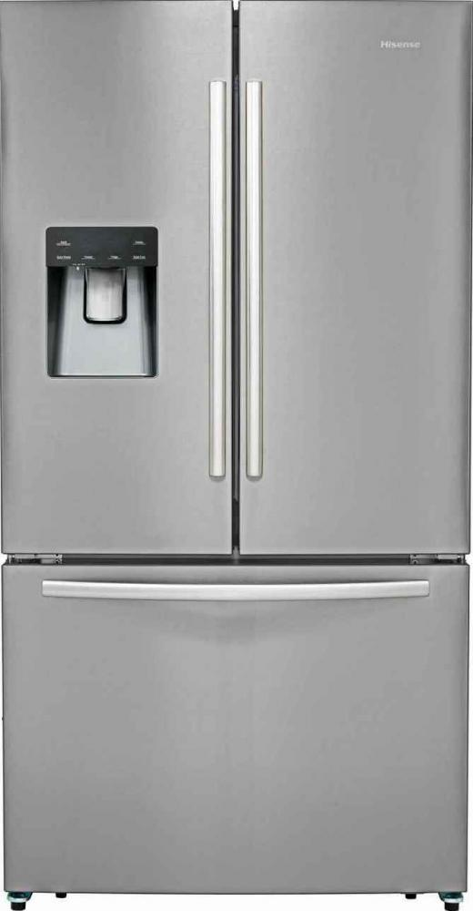 Hisense Rf697n4zs1 Frost Free French Door Fridge Freezer