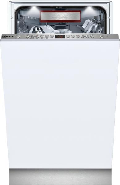 Neff S586T60D0G 45cm Fully Integrated Dishwasher